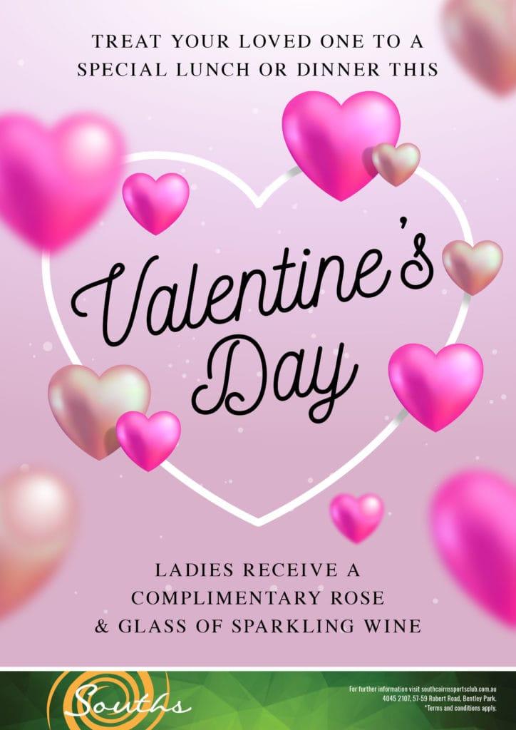 Spoil your Valentine